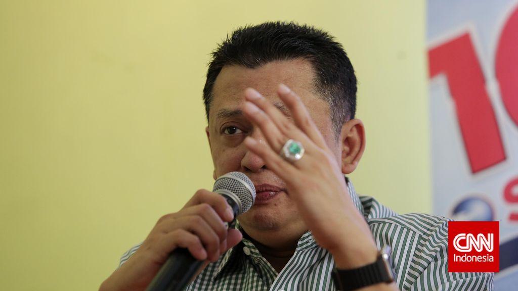 Bamsoet Ingatkan PAN: KMP Dibentuk karena Ada Hatta