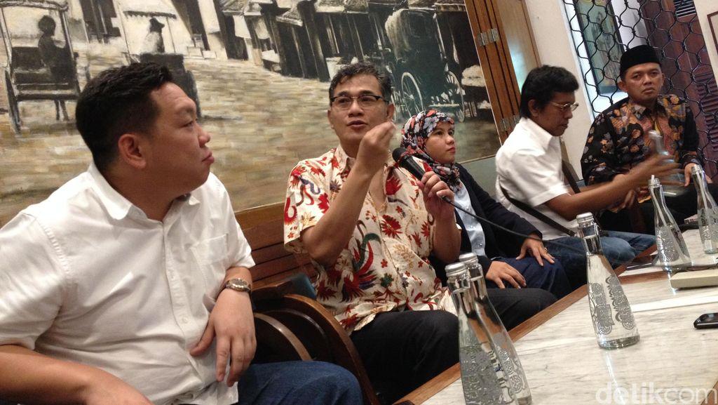 PDIP Anggap Kemunculan Novanto Cs di Jumpa Pers Trump Langgar Kode Etik
