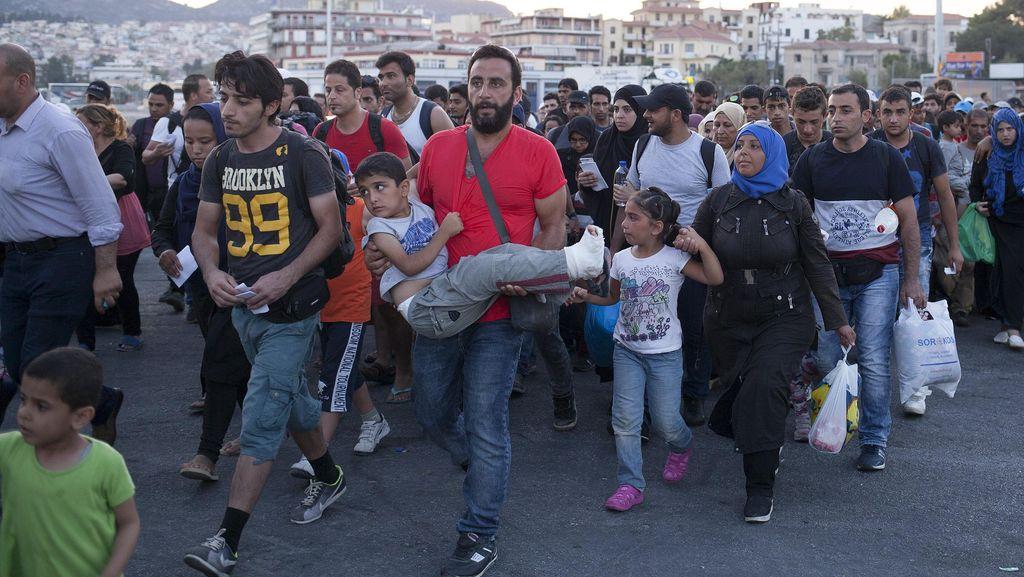 Inggris Akan Terima Lebih Banyak Anak-anak Pengungsi Suriah dan Afrika