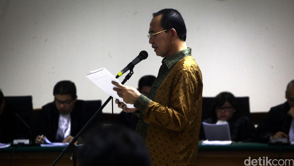 Hasrul: Sekjen Kemenag Pernah Cerita Pimpinan Komisi VIII Minta Rp 12 M ke SDA