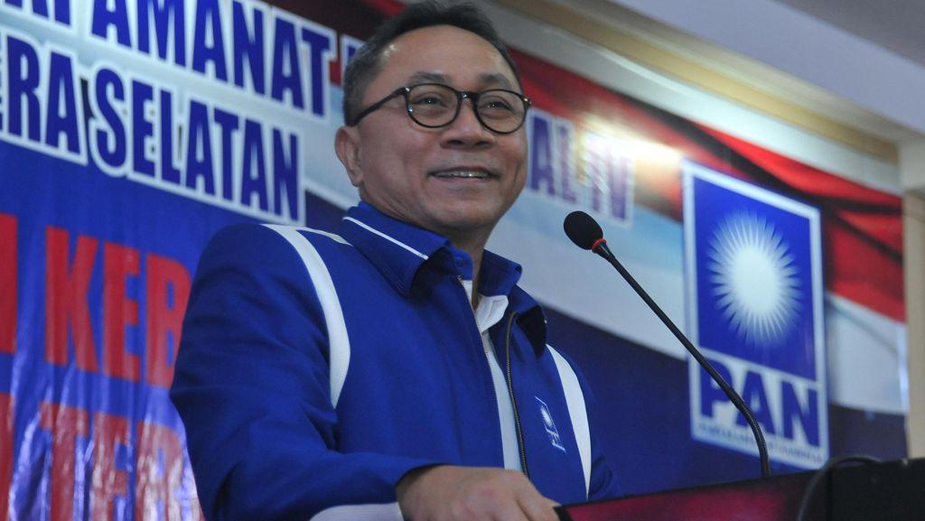 Zulkifli Hasan: KIH dan KMP Sudah Tak Relevan