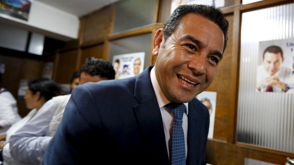 Aktor Komedi Unggul Sementara dalam Pemilu Presiden Guatemala