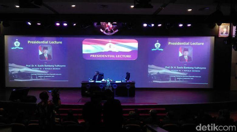 SBY: Jangan Ada Dusta, Hutan 70% Sengaja Dibakar Perusahaan
