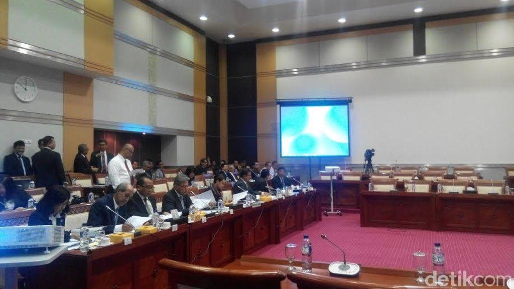 Komisi I DPR Uji 6 Calon Dubes Terakhir, Lalu Beri Rekomendasi ke Presiden
