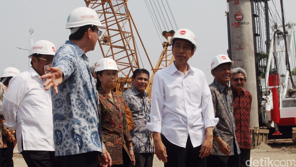 Sentilan Budayawan Agar Jokowi Tak Hanya Fokus ke Pembangunan Infrastruktur