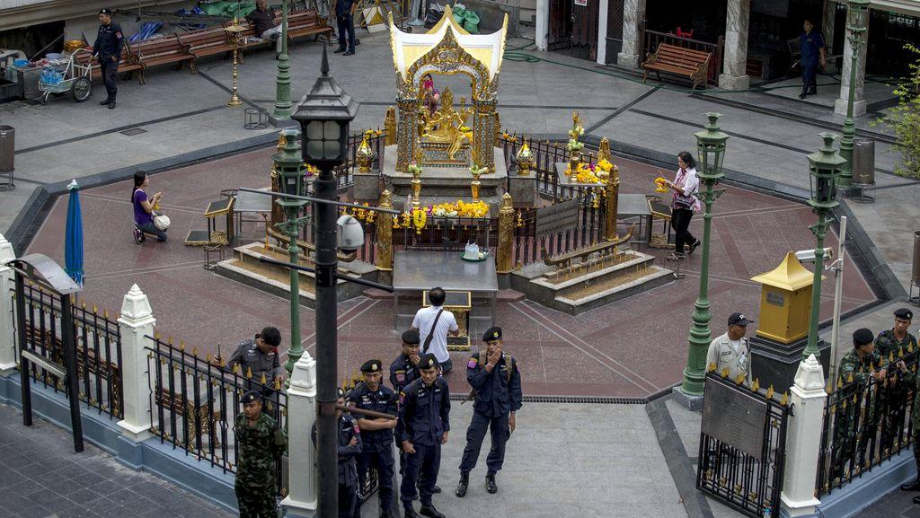 Polisi Malaysia Tangkap 8 Tersangka Terkait Bom Bangkok