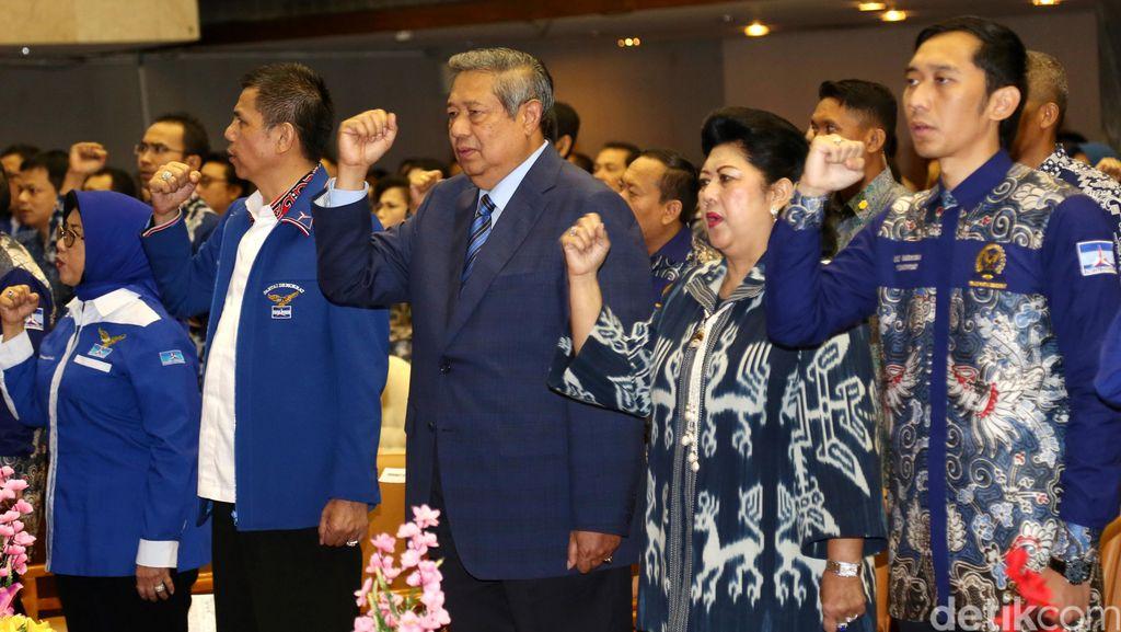 Perintah SBY ke Fraksi PD: Save KPK!