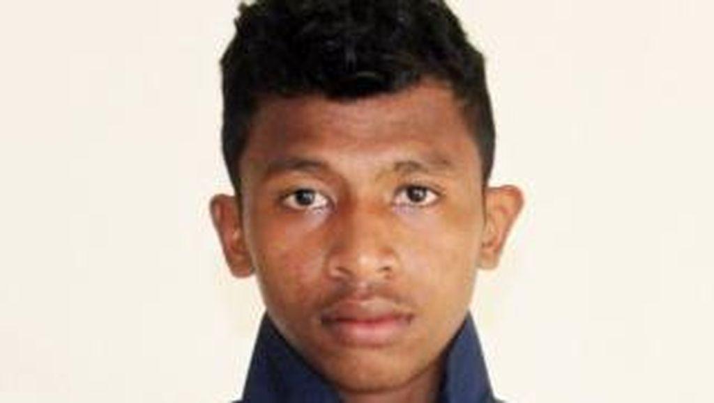 Rifad Marasabessy, Satu Lagi Anggota Timnas U-19 Lolos Jadi Tentara