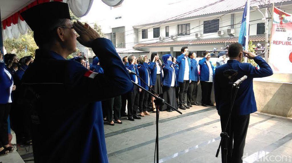 PD Gelar Peringatan Ultah Tepat Pukul 09.49 WIB Sesuai Hari Lahir SBY