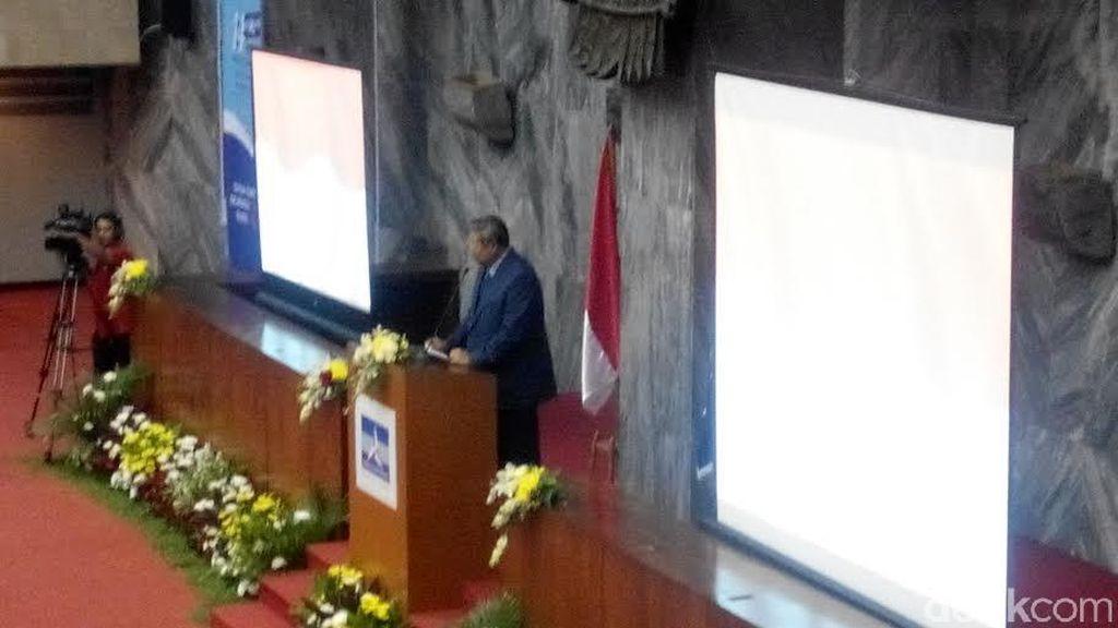 14 Tahun PD, SBY: Ada Kala Matahari Bersinar dan Mendung Menggantung