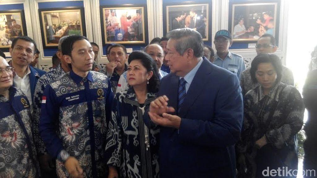 Politik Santun Ala SBY: Tak Mau Komentari Masalah Pemerintahan