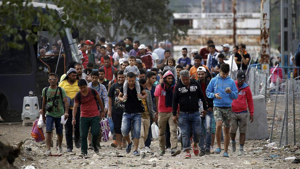 Jerman Terapkan Pengamanan Perbatasan untuk Awasi Pengungsi