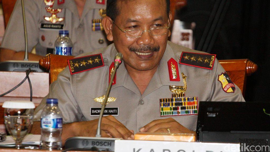 Pro Kontra Perpanjangan Masa Tugas Jenderal Badrodin, Polri Serahkan ke Jokowi