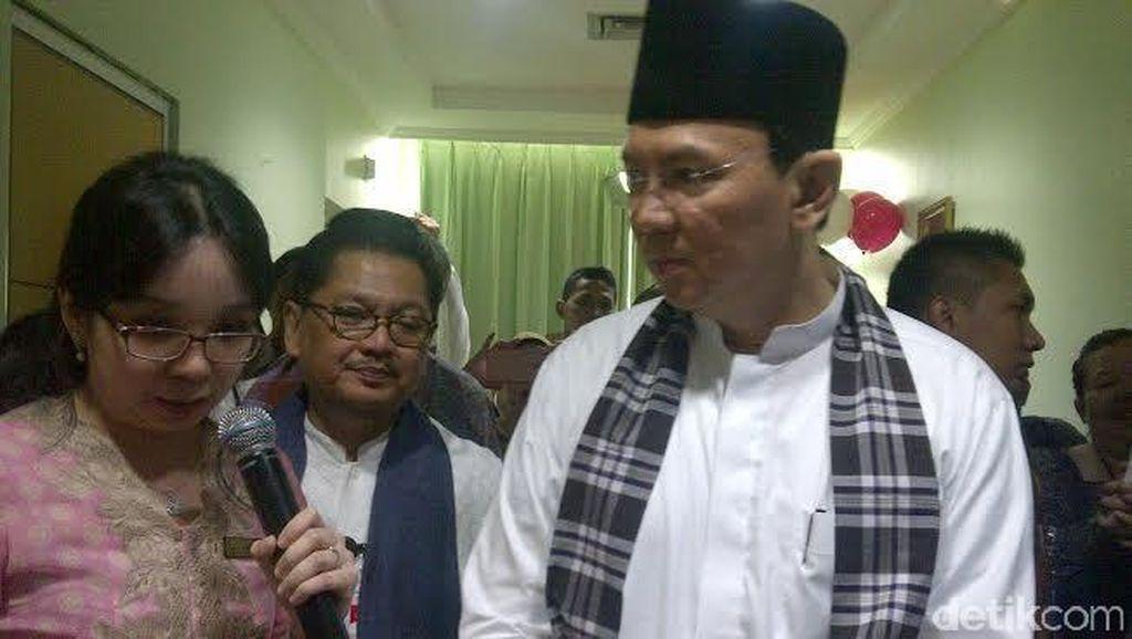 Soal Revisi UU KPK, Ahok: Presiden Enggak Setuju
