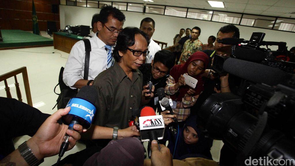 Pemalsu Tanda Tangan Mandra Pernah Disebut Saksi Soal Mark Up Harga Film