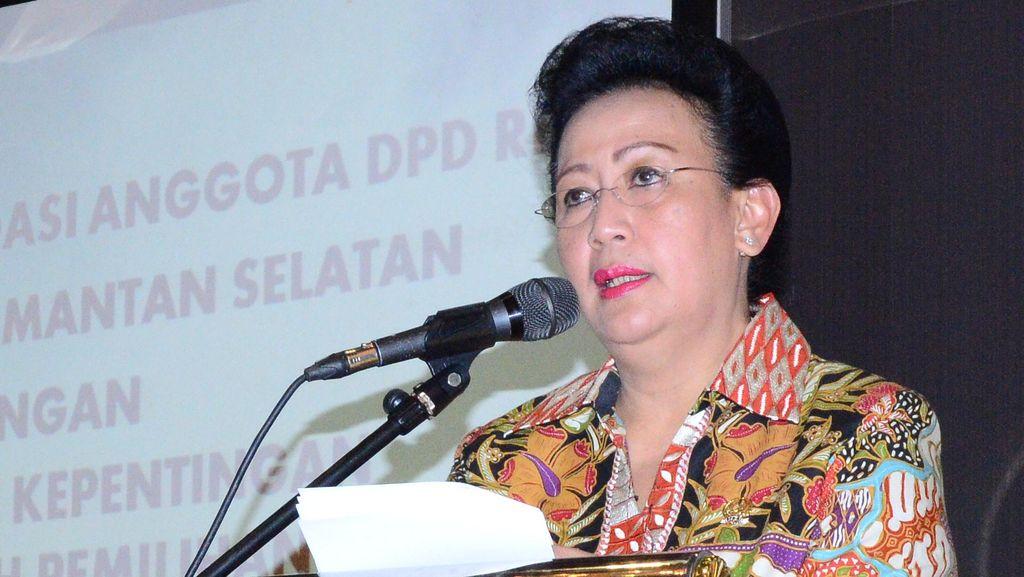Putri Mahkota Keraton Yogyakarta GKR Mangkubumi Gelar Upacara Tarapan