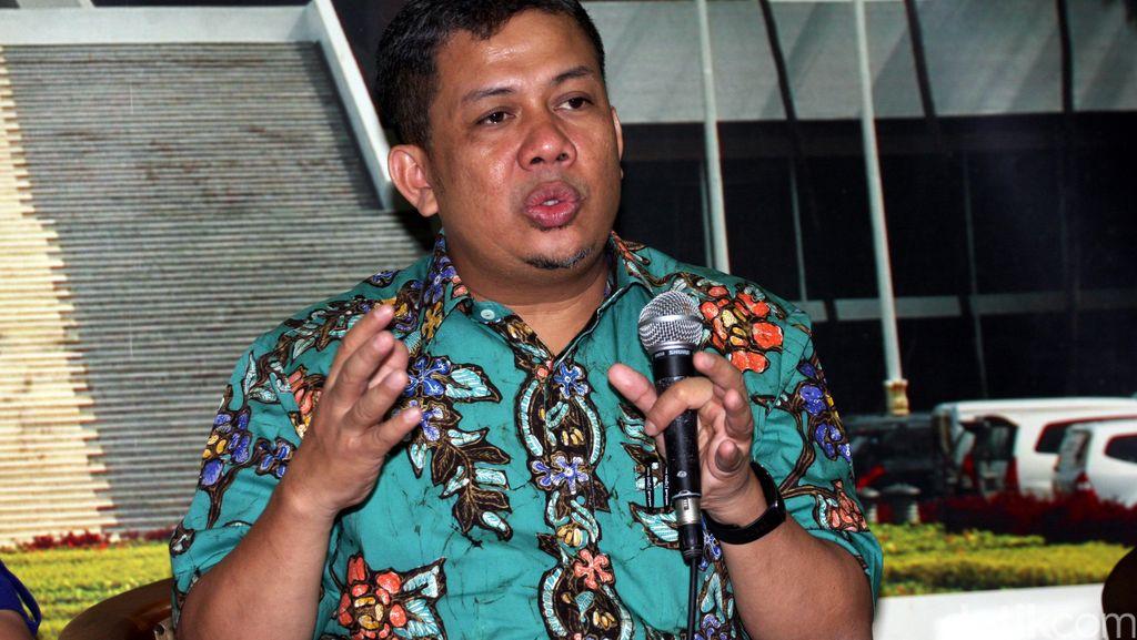 Dilarang Presiden PKS, Fahri Hamzah Tak Lagi Komentari Kasus Novanto