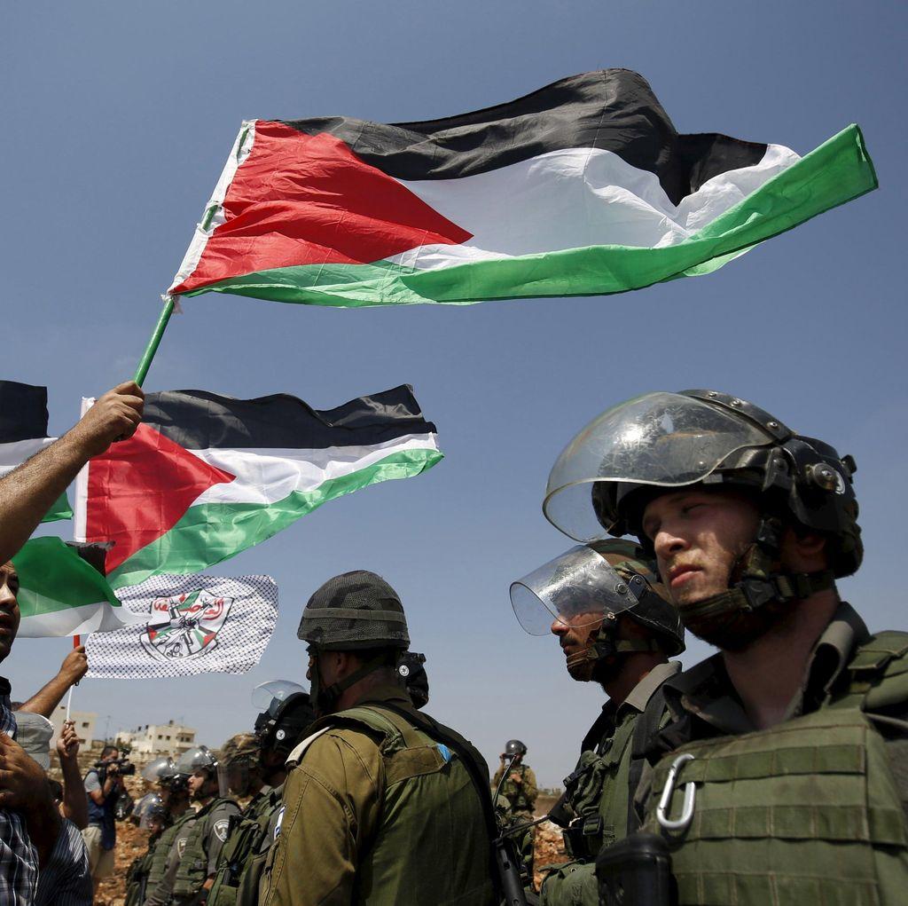 Israel Tangkap 35 Warga Palestina Jelang Hari Libur Yahudi
