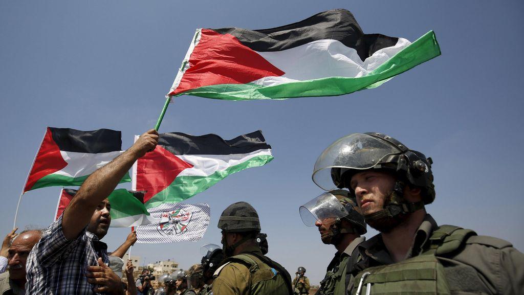 Serukan Pembunuhan Warga Yahudi, Ulama Palestina Divonis 8 Bulan Bui