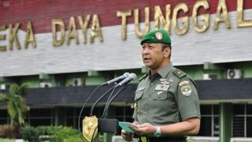 Mayjen Teddy Piawai Bidang Intelijen, Diharapkan Jaga Situasi DKI Kondusif