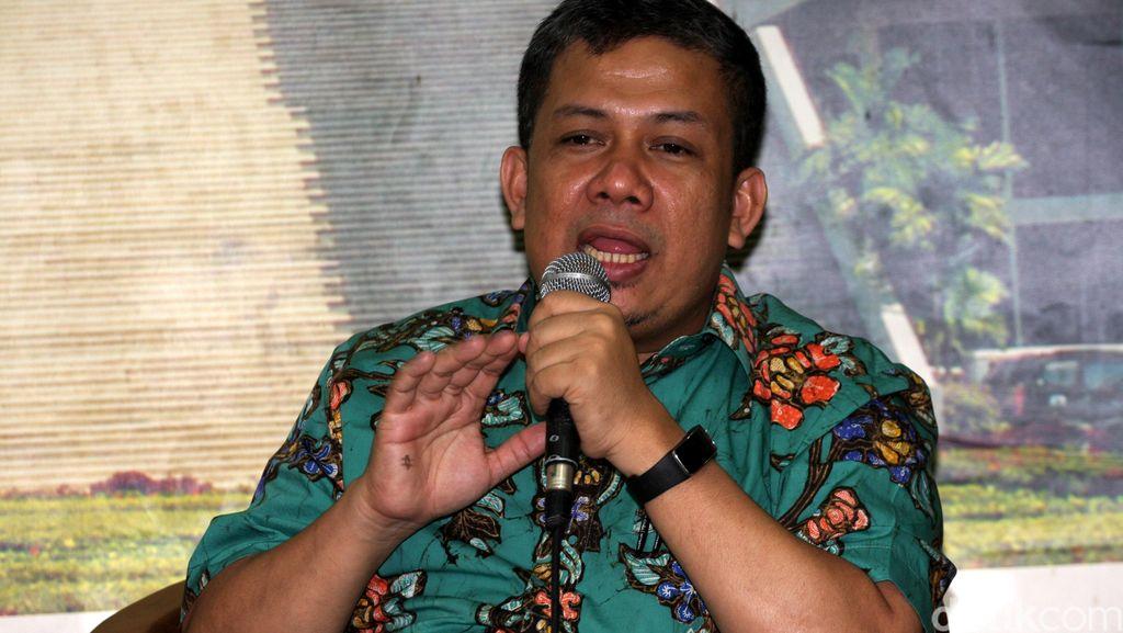 Ngotot Ada Unsur Jaksa di Capim KPK, Fahri Sebut Presiden Bisa Terbitkan Perppu