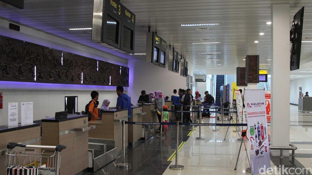 Komisi V DPR Dukung Kemenhub Kelola Penuh Bandara Kalimarau