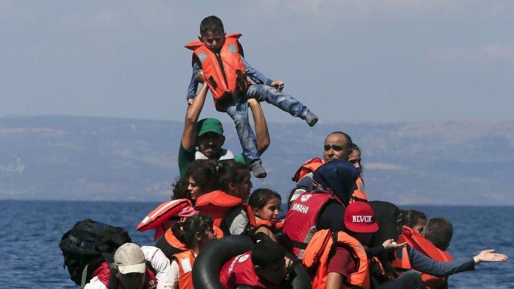 Turki Tegaskan Selalu Siap Tampung Pengungsi Suriah