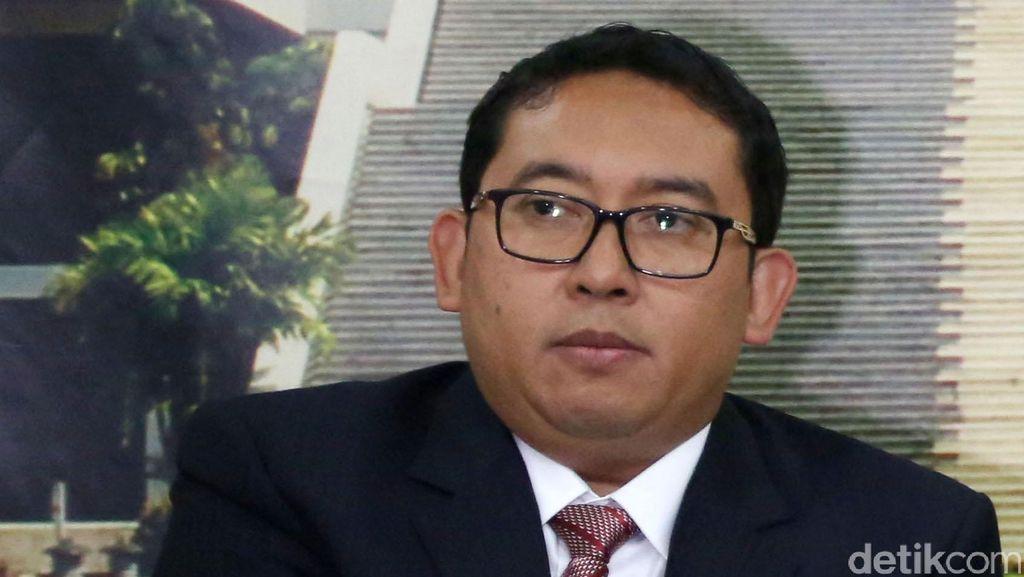 Rapat Konsultasi dengan Presiden, Fadli Zon: KPK Harus Diperkuat!