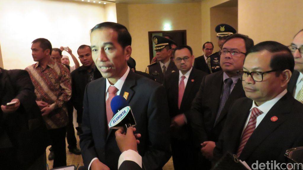 Jokowi: Korban Sinabung Terlalu Lama Tidur di Pengungsian, Percepat Relokasi!