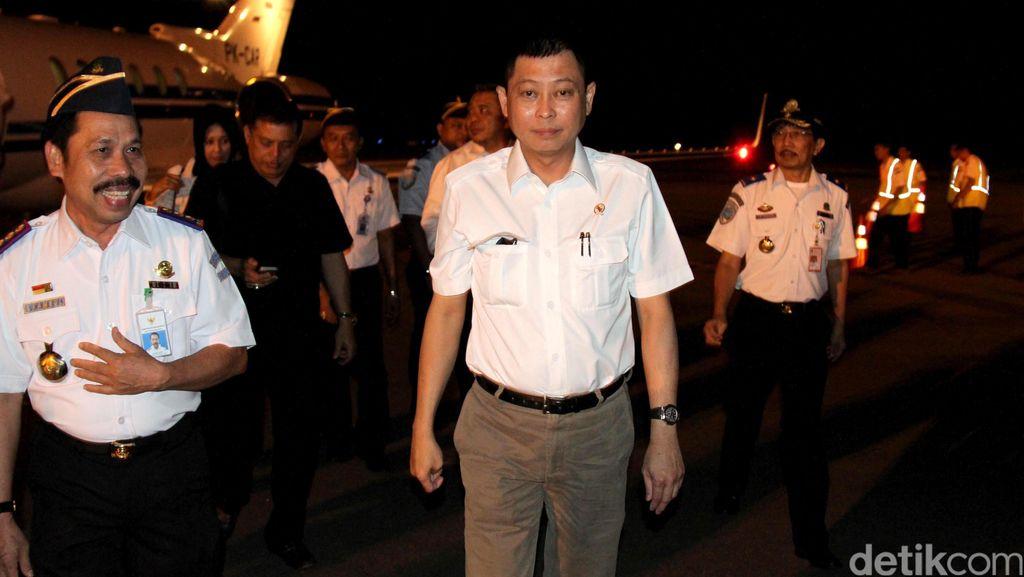 Perluas Ruang Publik Sesuai Keinginan Menhub, Toko di Bandara Semarang Direlokasi