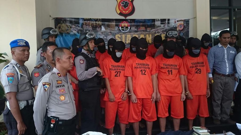 2.559 Personel Gabungan Tertibkan Gurandil Tambang Emas Pongkor