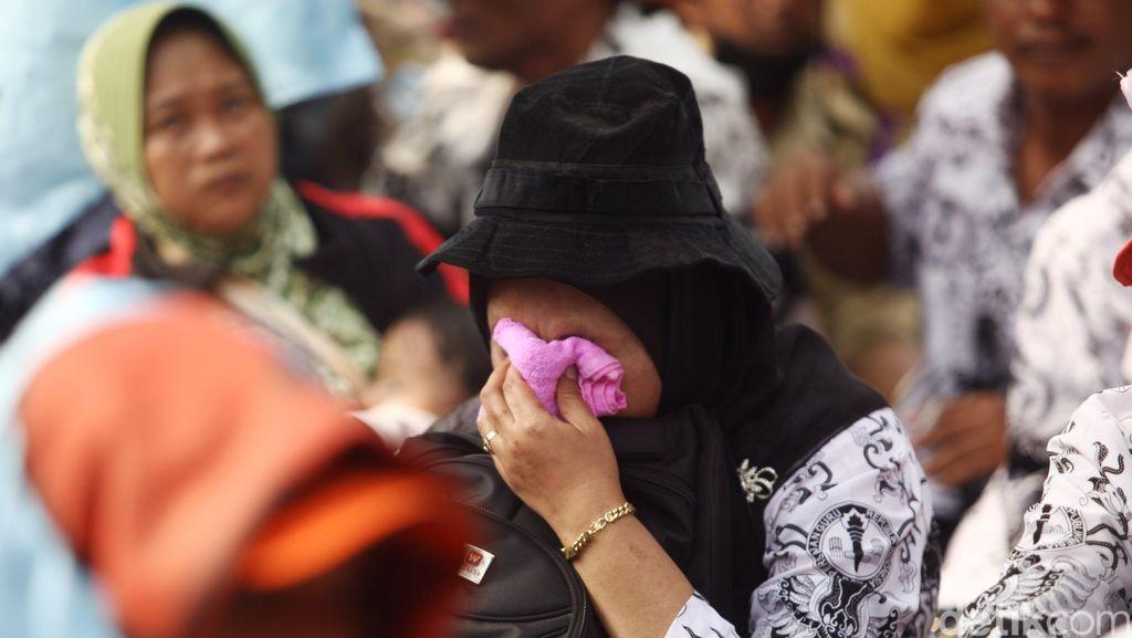 Polda Metro Kerahkan 9 Ribu Personel Amankan Demo Tenaga Honorer