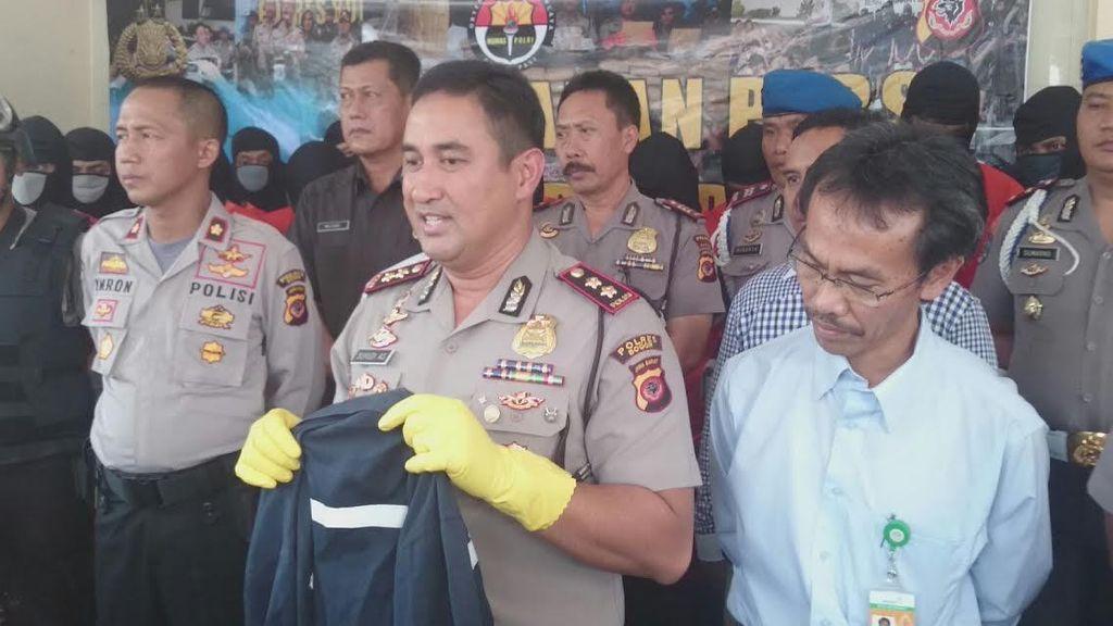 22 Gurandil Pongkor Diciduk Polisi, Ada yang Gali Emas Bermodus Pegawai Antam