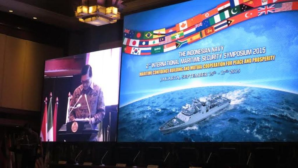Indonesia Ingin Sengketa Laut China Selatan Diselesaikan dengan Diplomasi