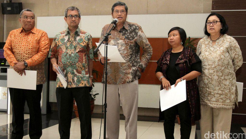 16 Kader Parpol Ikut Seleksi Ketua Ombudsman, Pansel Diminta Cermat