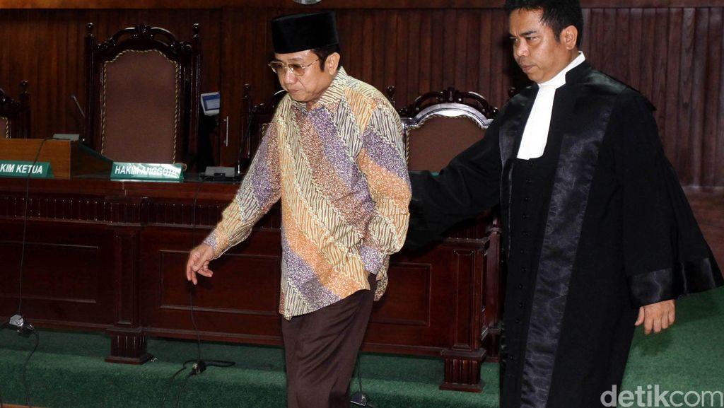 Suap Sutan Bhatoegana, Hukuman Mantan Sekjen ESDM Waryono Karno Diperberat