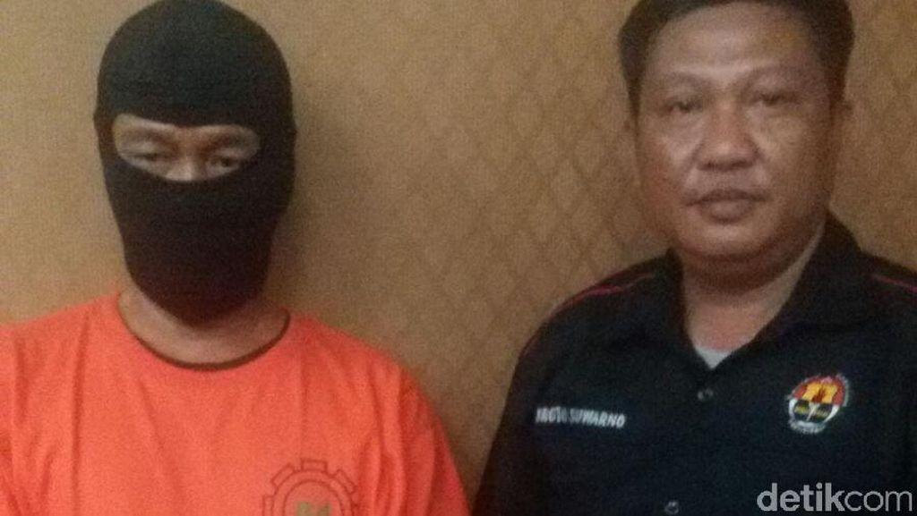 Polisi Tangkap Warga Jagakarsa Pencabul Anak Tiri