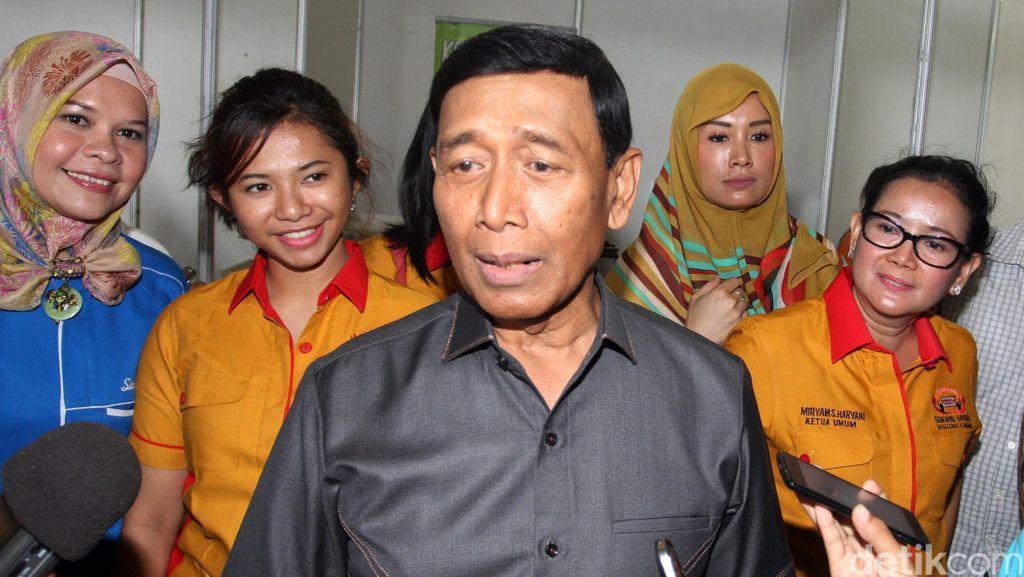 Wiranto Nonaktif dari Hanura, Chairudin Ismail Jadi Pelaksana Harian Ketum