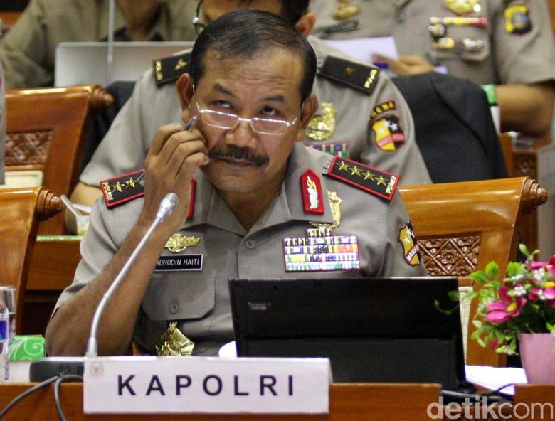Kapolri dan PP Muhammadiyah Bahas Siyono