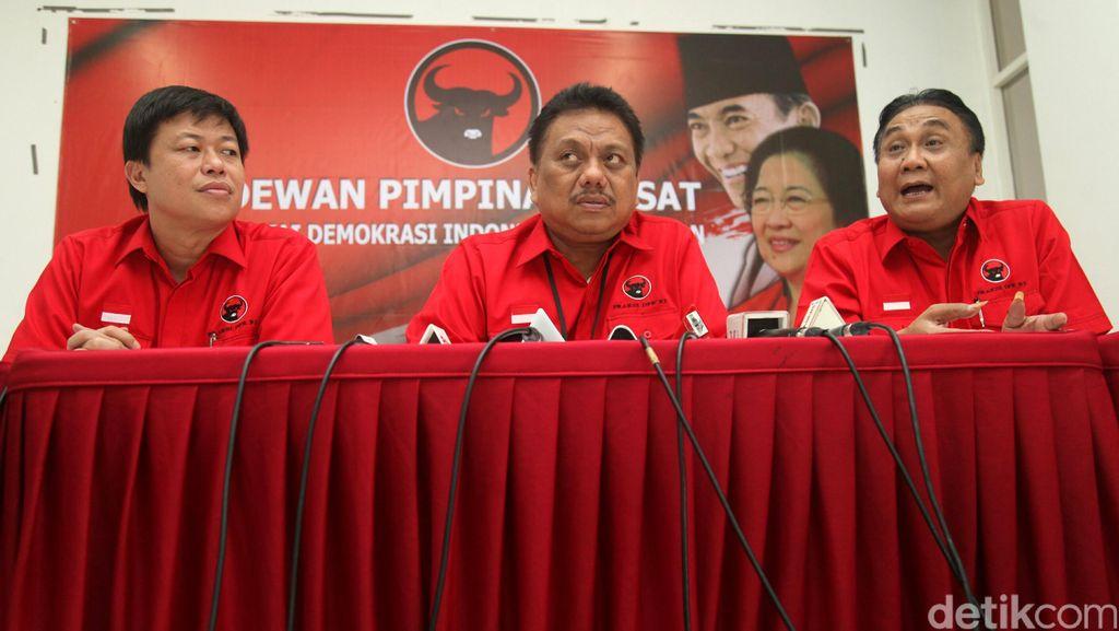 Megawati Larang Kader PDIP Bicara Tunjangan DPR, Bikin Malu!