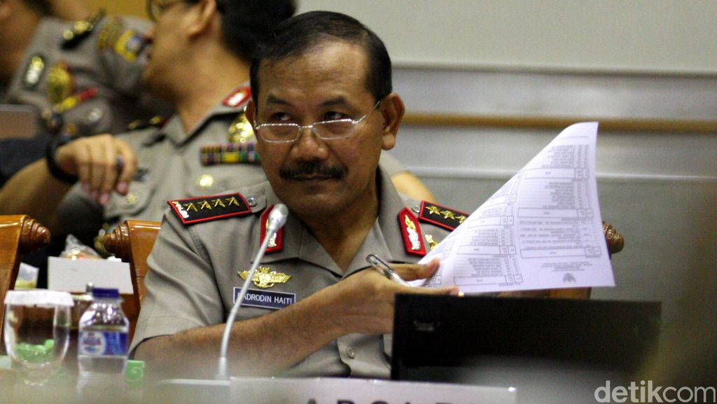 Kapolri: Proses Hukum Perwira Polisi di BNN yang Terlibat Narkoba