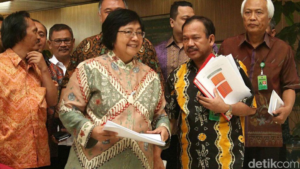 Banyaknya Sampah Plastik di Indonesia Jadi Perhatian Khusus Menteri LHK