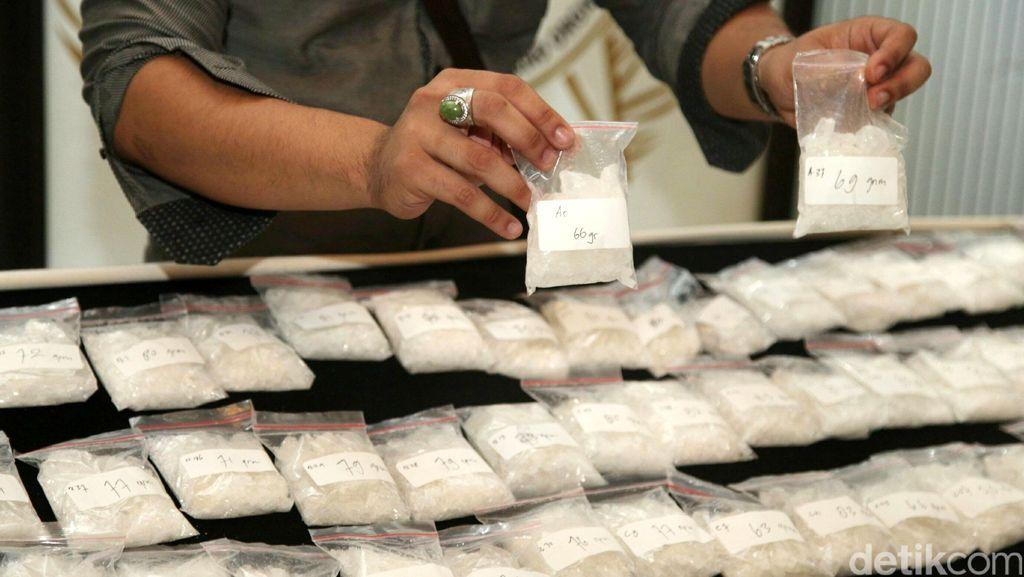 Empat Oknum Polisi di Semarang Diamankan Karena Konsumsi Narkoba