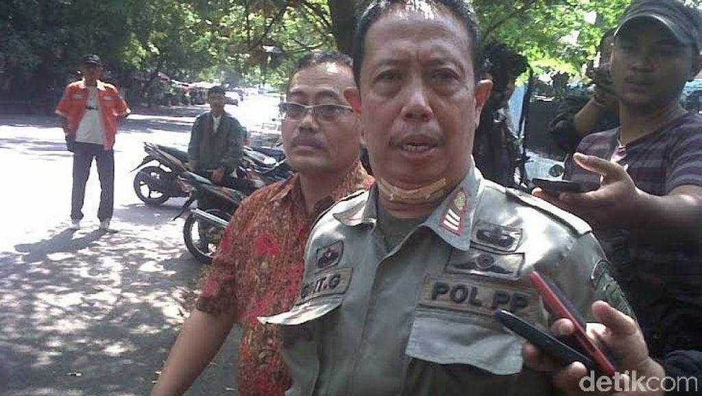 Ini Kronologi Pertikaian Satpol PP dan PNS Disyanjak Bandung
