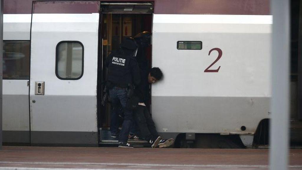 Pria yang Mengunci Diri di Toilet Kereta Belanda Ditangkap, Motif Tak Jelas