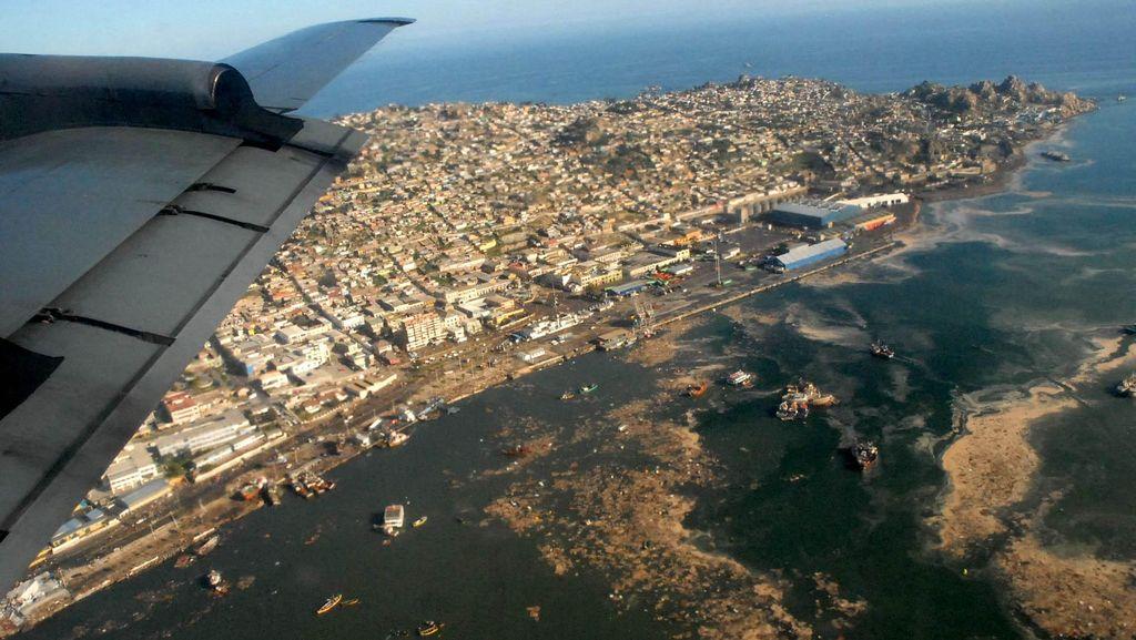 Korban Tewas Gempa Chile Jadi 13 Orang, 6 Masih Hilang