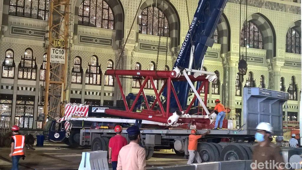 Komisi VIII DPR Singgung Soal Janji Raja Saudi untuk Korban Crane
