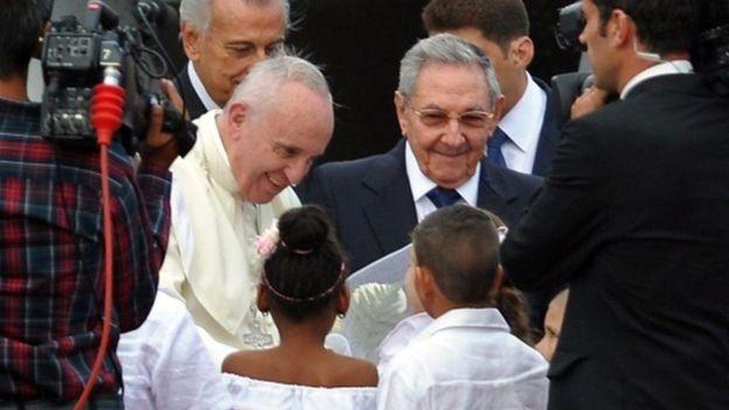 Paus Fransiskus: Gereja Akan Tingkatkan Kerjasama dengan Kuba