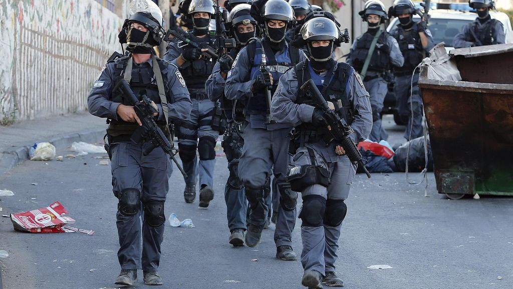 Aniaya Tahanan Palestina, Tentara Israel Dibui 7 Bulan