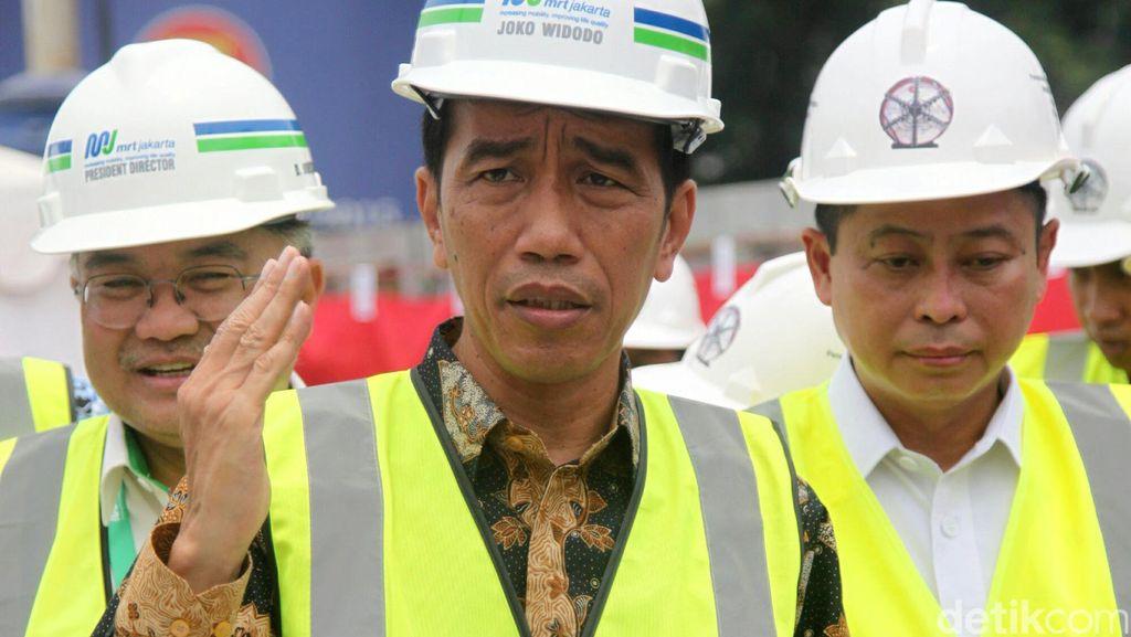 Jokowi Bentuk Badan Penyelenggara Transportasi Jabodetabek, Ini Tugasnya